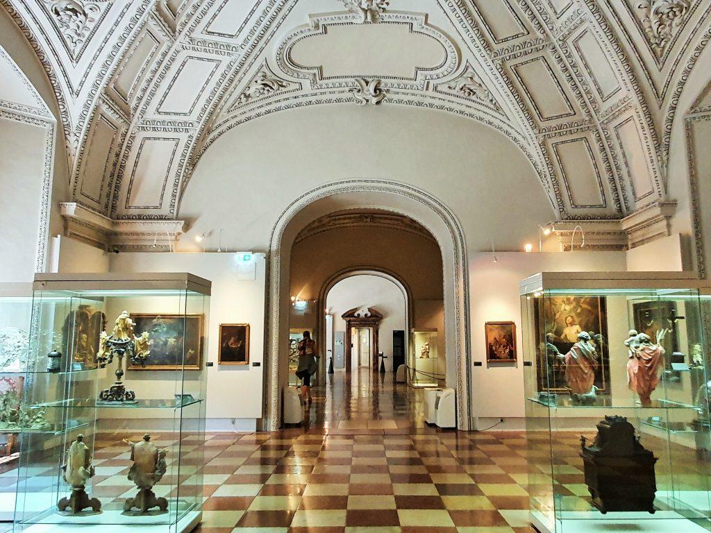 Lange Galerie im DomQuartier Salzburg