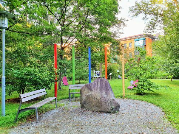 Kneipp-Säulen Bad Mühllacken