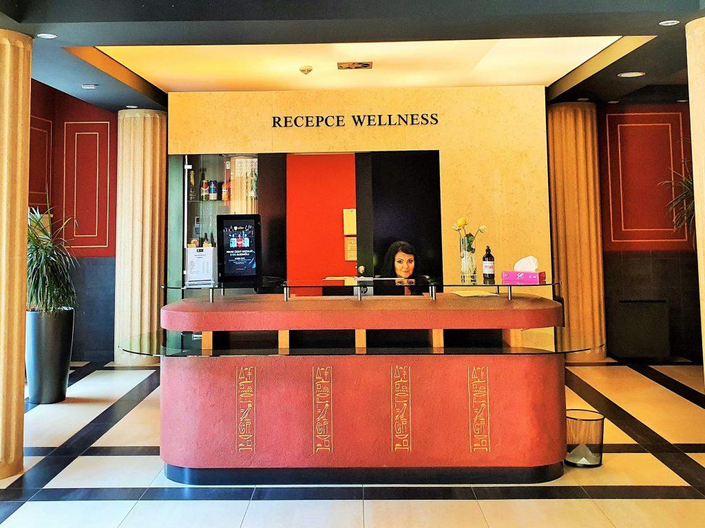 Wellness Rezeption