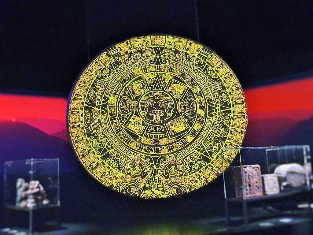 Azteken Ausstellung Weltmuseum Wien