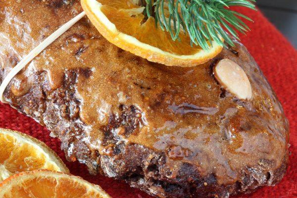 gesunde Backrezepte für die Adventzeit, Früchtebrot