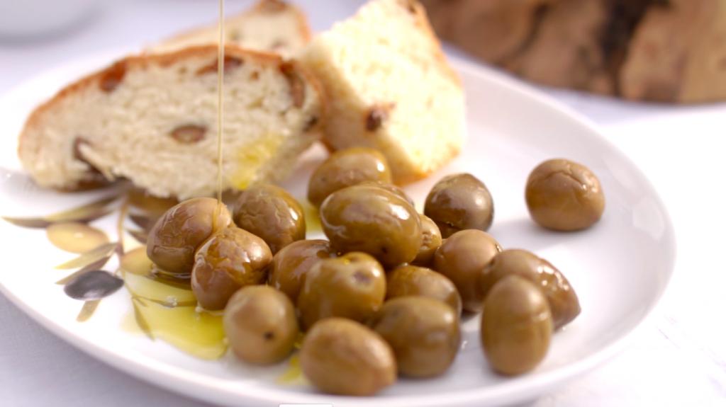 Oliven und Brot, Urlaubstrend Glampyarding