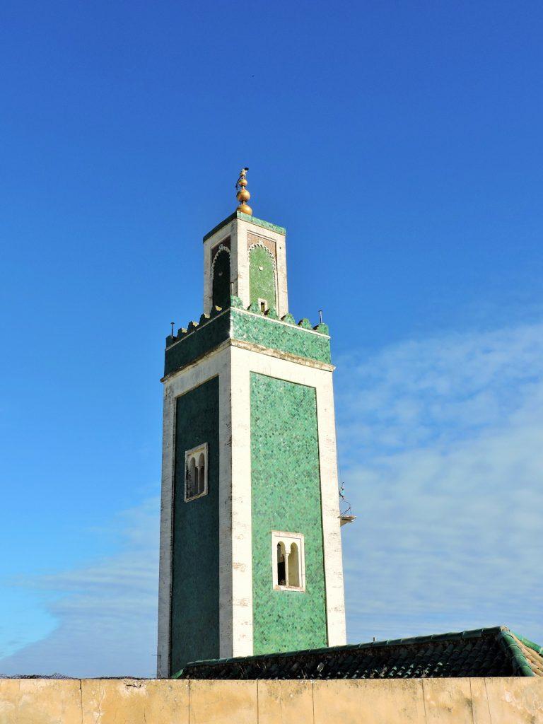 Moschee Turm Marokko