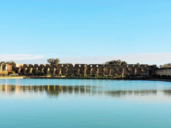 See als historisches Wasserreservoir, Meknes