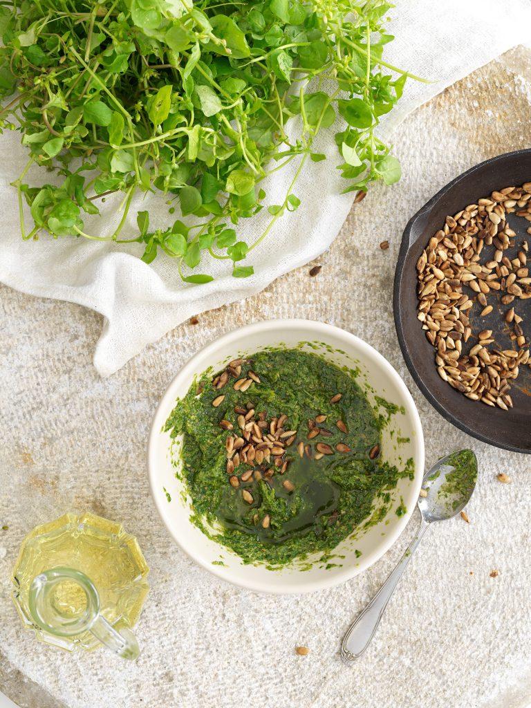 Kulinarik mit Wildkräuter