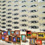 Andy Warhol Ausstellung Wien exhibits