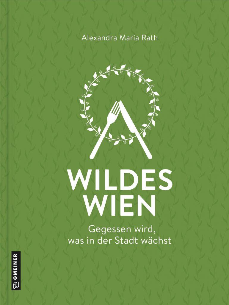 grünes Buch-Cover für Kochbuch