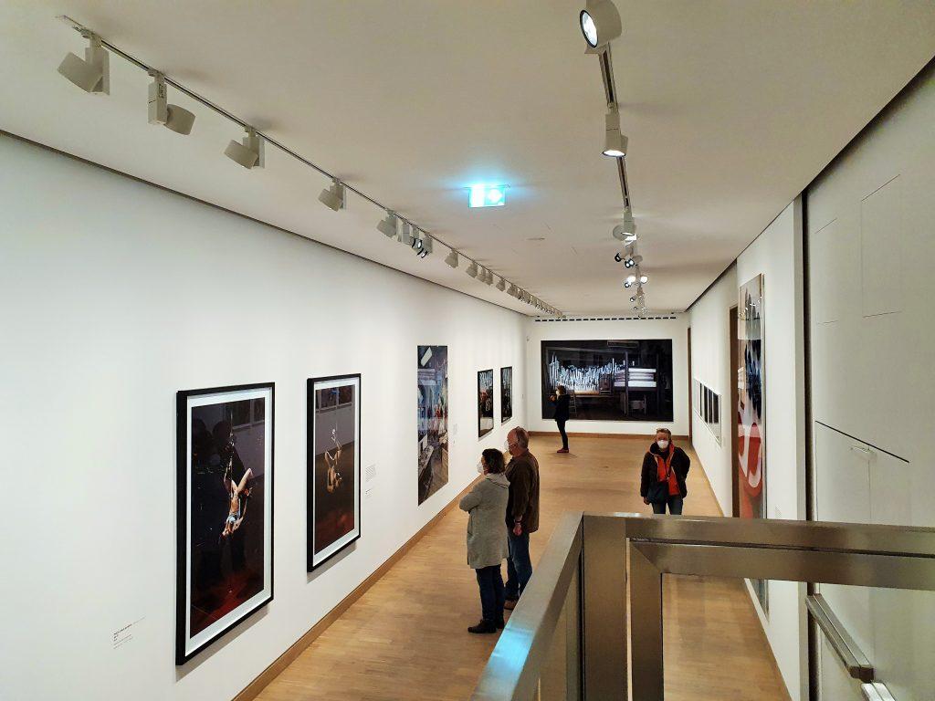 moderner Museumsraum, Albertina Modern Ausstellungs Highlights