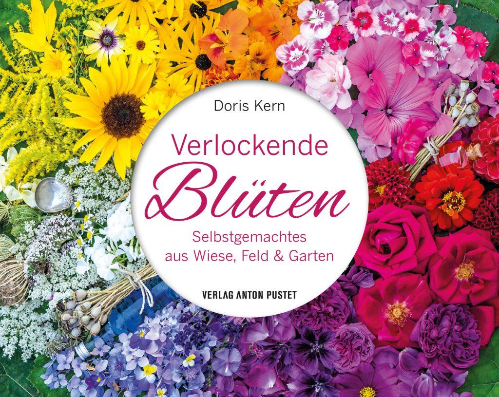Buch-Cover Blüten