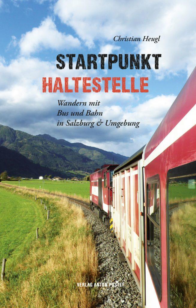 Buch-Cover für Wanderführer