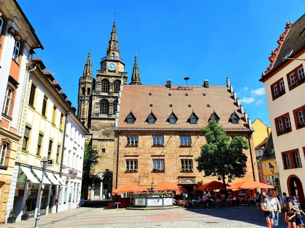 Altstadt von Ansbach, Franken