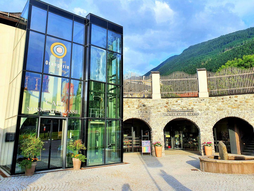 Klosterladen und Orangerie von Stift Stams, Tirol
