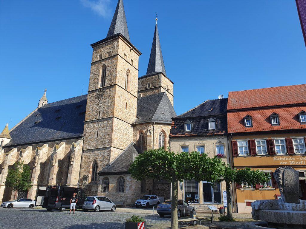 Stadtpfarrkirche von Gerolzhofen