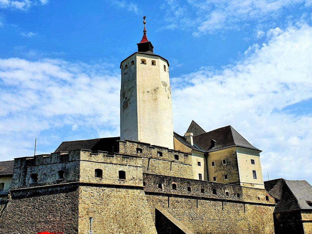 Esterházy Schlösser Burgenland, Burg Forchtenstein