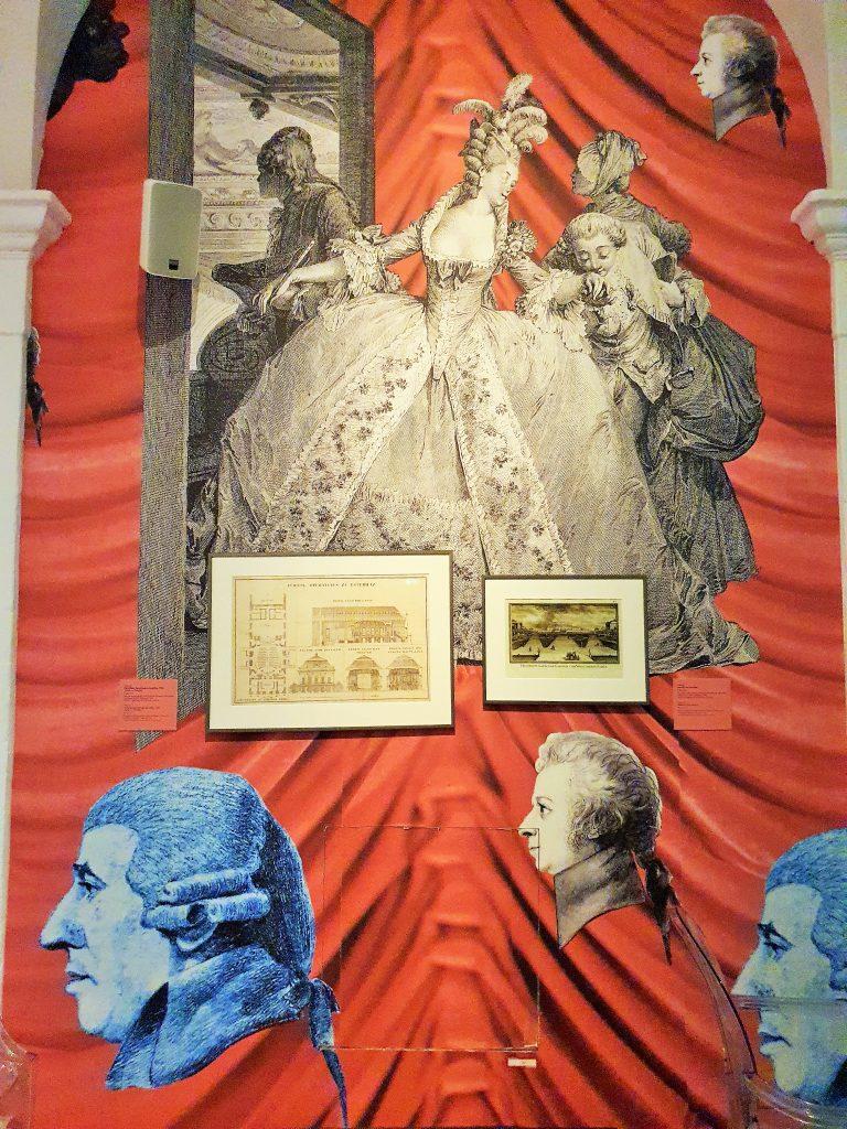 Ausstellung in Schloss Esterházy Eisenstadt