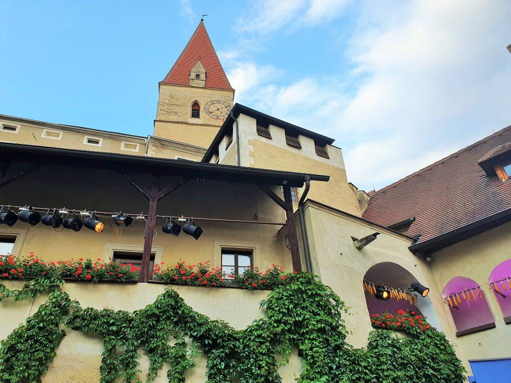 Wachaufestspiele im Teisenhoferhof in der Wachau