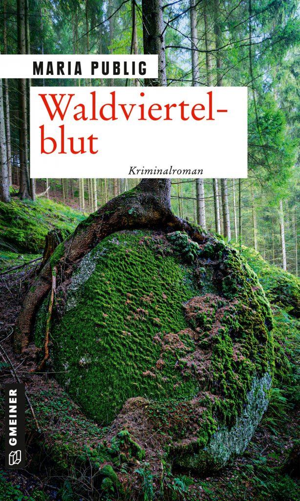 Buch Cover Waldviertelblut
