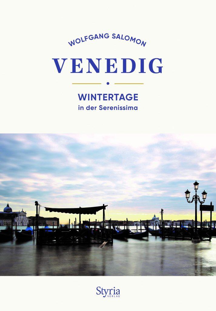 Buchcover Vendig im Winter