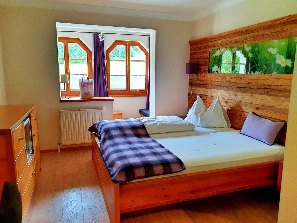 Land-Hotel Zimmer