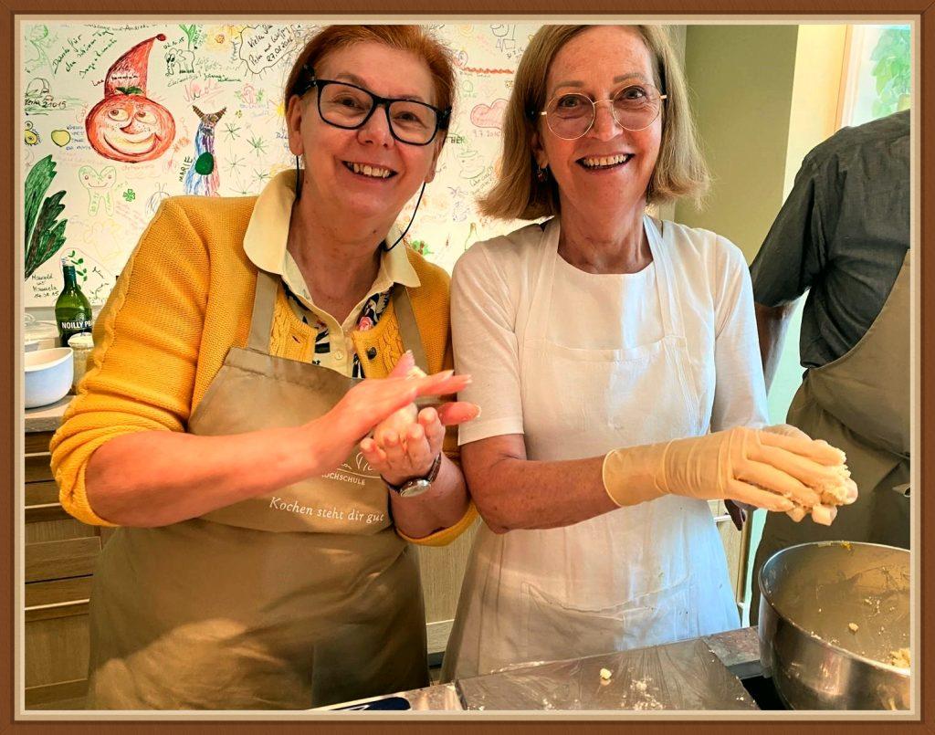 Kochen im Kochworkshop mit Johanna Maier
