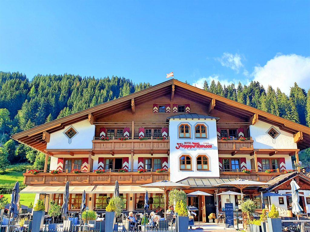 Land-Hotel in Filzmoos, SalzburgerLand